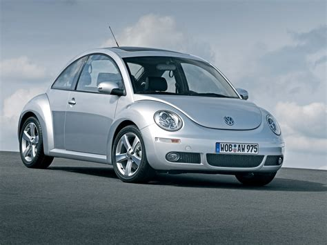 Something Interesting Vw Beetle Year 2000 2010 Models