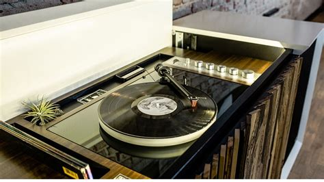 Cabinet Records 10 Incredible Record Player Consoles To Reimagine Your