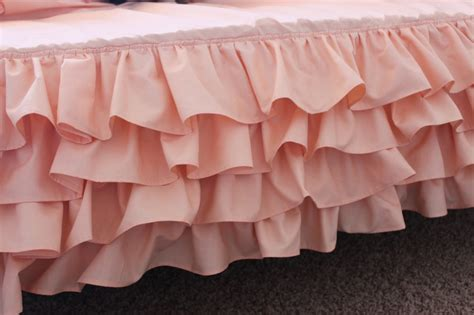 light pink crib skirt grey ruffle crib skirt 86 ruffled crib skirts ruffle