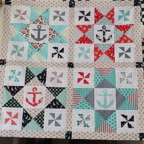 Nautical Quilts 17 Best Ideas About Nautical Quilt On Children