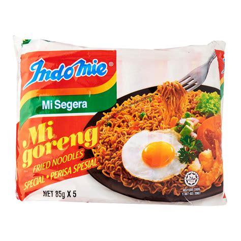 amazon indomie indomie mi goreng special instant noodle 85g from redmart