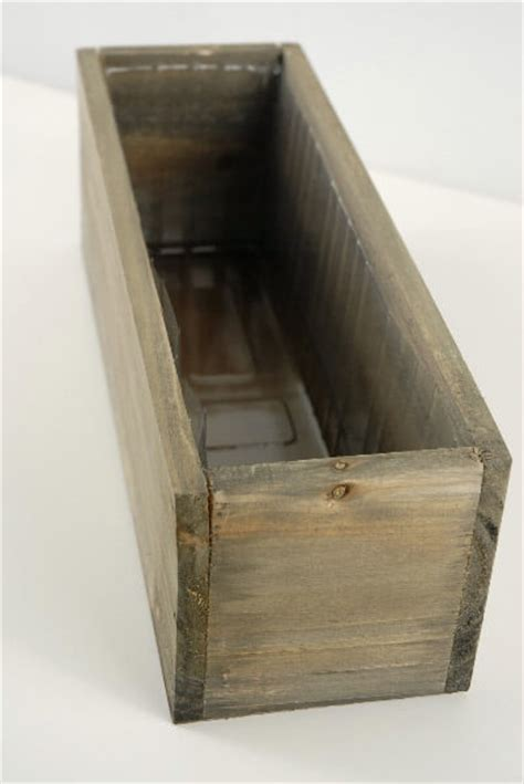 Wood For Planter Boxes by Wood Planter Box 11 75 X 4