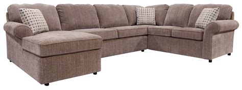 6 seat sectional sofa malibu 5 6 seat left side chaise sectional