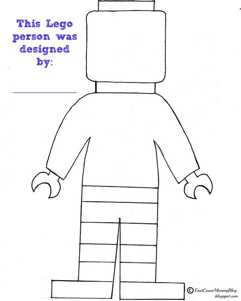 lego minifigure template the gallery for gt lego minifigure decal template