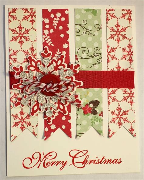 scrapbook christmas cards festival collections