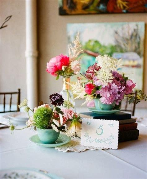 tea cup centerpieces wedding ideas pinterest