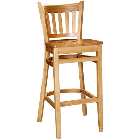 bar stools restaurant vertical slat wood bar stool for sale restaurant barstools