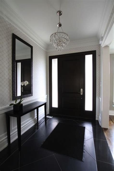 foyer designs foyer wainscoting design ideas