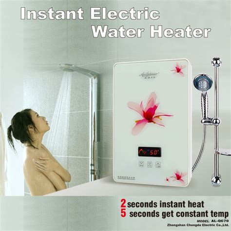 Elcb Untuk Water Heater elcb electric tankless water heater for shower and