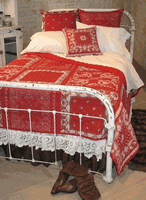 red bandana comforter 17 best ideas about red comforter on pinterest red