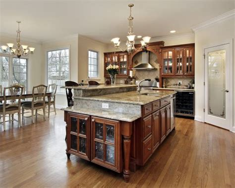 luxury kitchen island 35 exquisite luxury kitchens designs ultimate home ideas