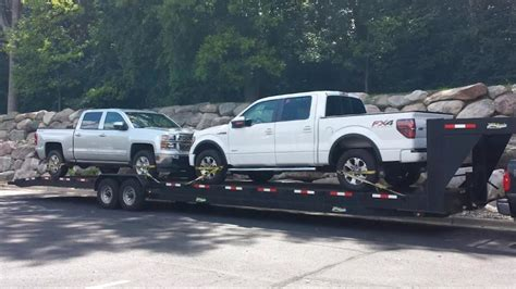 Can I Tow That with This? 2015 GMC Sierra 3500 HD as a Car