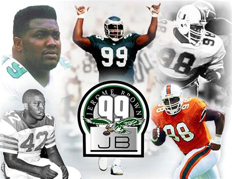 philadelphia eagles fan club philadelphia eagle jerome brown 99 fan club tribute