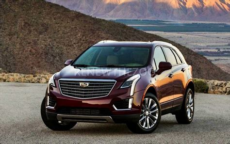cadillac xt release date specs