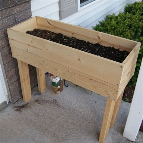 Do It Yourself Planter Box by Quot To Put Plants In For The Winter In The Garage Quot Diy