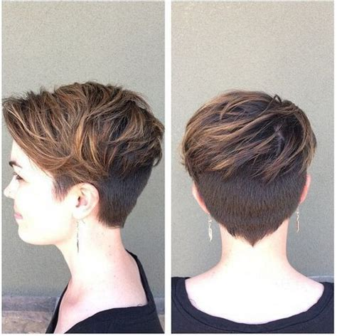 short layered pixie haircut for thick hair 35 trendy short hair cuts for women 2017 popular short