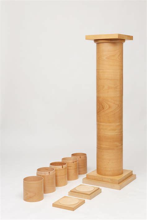 colonne per interni colonne d ercole colonne in legno per interni
