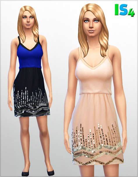 Sims 4 Clothing For Females Sims 4 Updates | dress 4 i at irida sims4 187 sims 4 updates