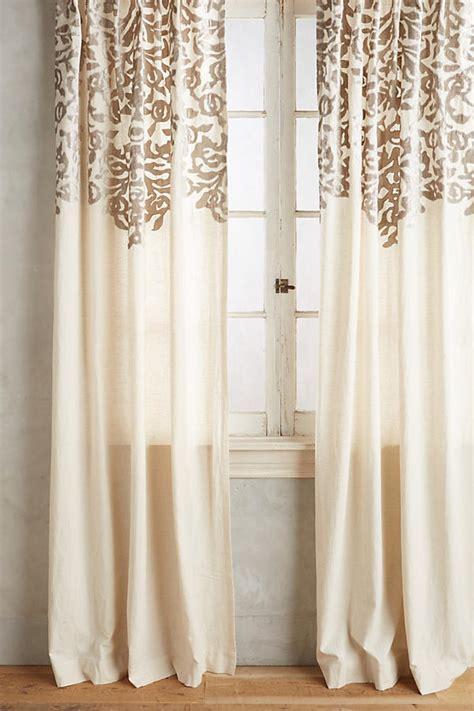 www drapes com vining velvet curtain anthropologie 627019 on wookmark