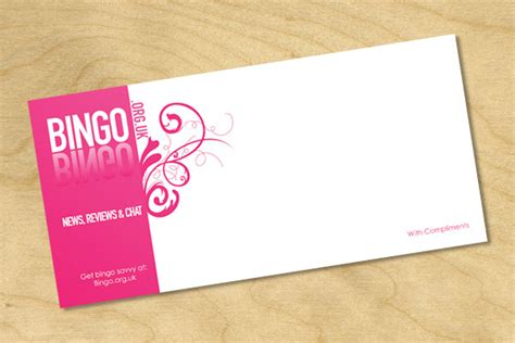 With Compliments Card Design