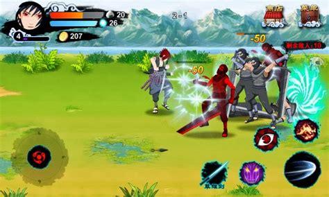 mod game naruto android game naruto di android gamesworld