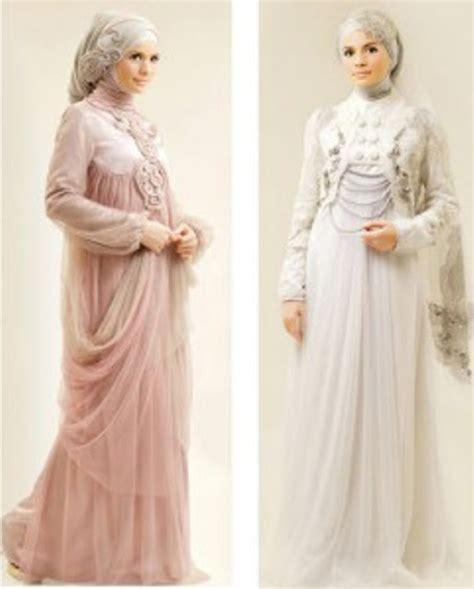 Baju Pengantin Jilbab Foto Baju Pengantin 2014 Holidays Oo