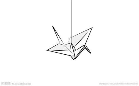 Origami Bird Drawing - 纸飞机设计图 传统文化 文化艺术 设计图库 昵图网nipic