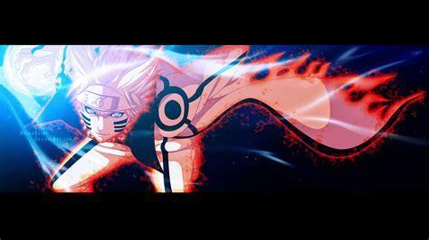 Naruto Kyuubi Sage Mode 3m Wallpaper HD