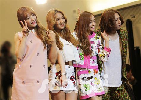 A Style heechul hara bora hani choose who has the worst fashion