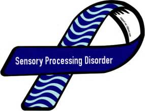 disorder awareness color custom ribbon sensory processing disorder