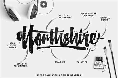 Handmade Typography - 21 must handmade fonts