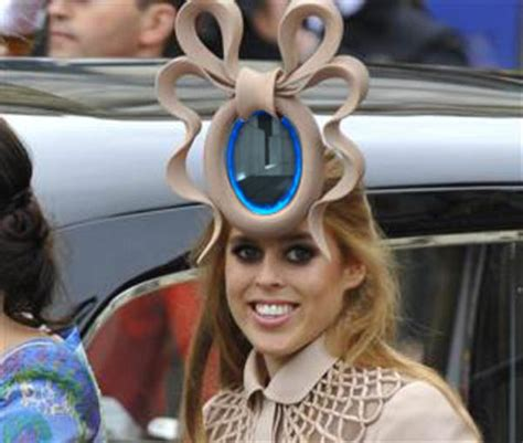 Royal Wedding Meme - image 119214 princess beatrice royal wedding hat