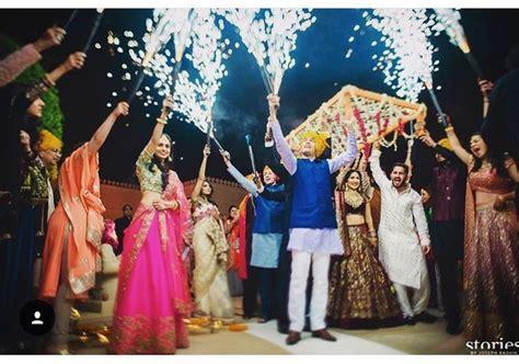 Bride entrance idea # Indian weddings # wedding ideas