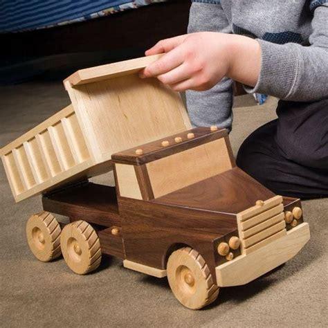 woodcraft magazine tough  dump truck