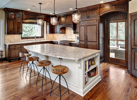 kitchen island com a recipe for adding extra storage to your kitchen island