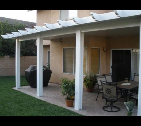 aluminum patio cover non insulated alumawood insulated diy patio cover kits