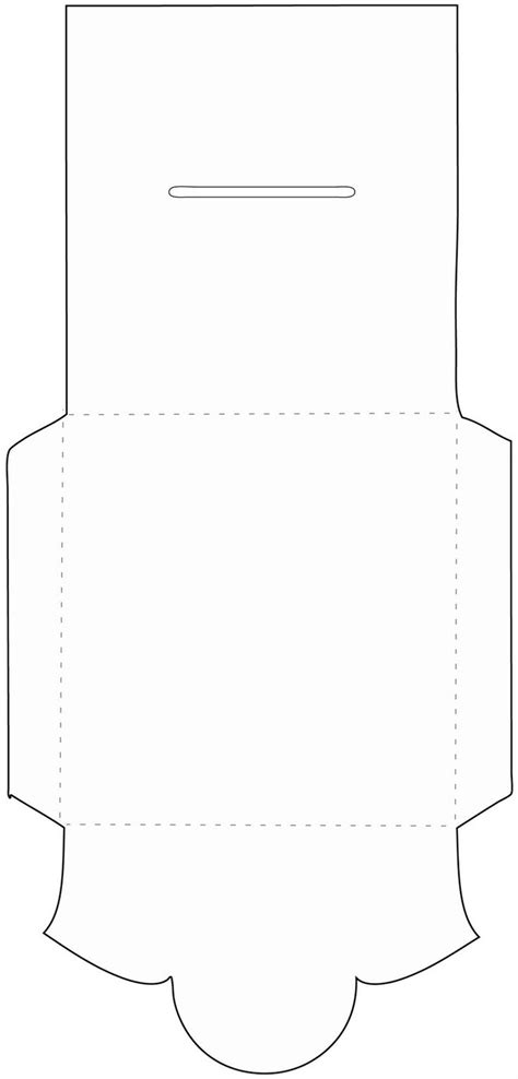 envelope template cd envelope template paper craft wedding