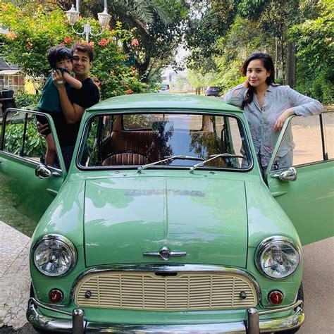 kisah mobil mini cooper milik andre taulany  viral
