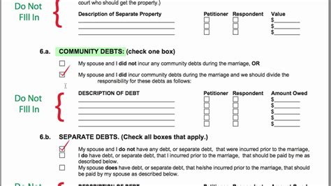 what petition for divorce dissolution how to divorce in arizona a4 petition for dissolution of