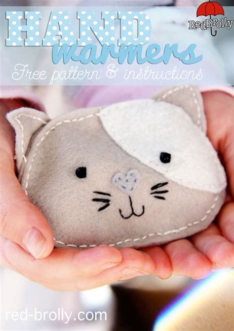 diy warmers 5 diy pocket handwarmers sewing tutorials