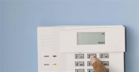 How To Turn Door Chime On Adt Alarm System by Why Is Burglar Alarm Beeping Ehow Uk
