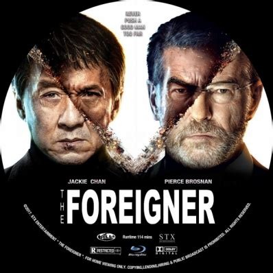 film foreigner full movie the foreigner dvd covers labels by covercity