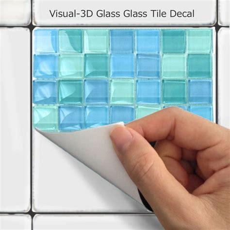 Aufkleber Fliesen by Kitchen Bathroom Tile Decals Vinyl Sticker Mosaic Ms006