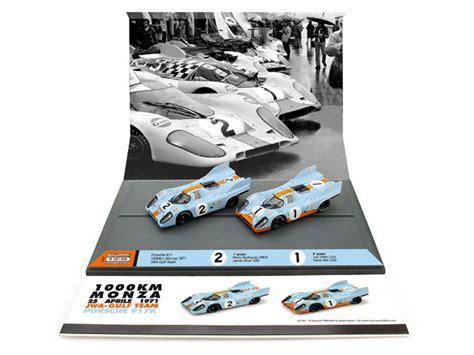 Grille De Depart Monza by Porsche 917 Jwa Gulf Team 2 Et 1 Grille De D 233 Part 1000km