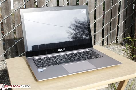 Asus Zenbook Ux303ub asus zenbook ux303ub dh74t notebook review notebookcheck