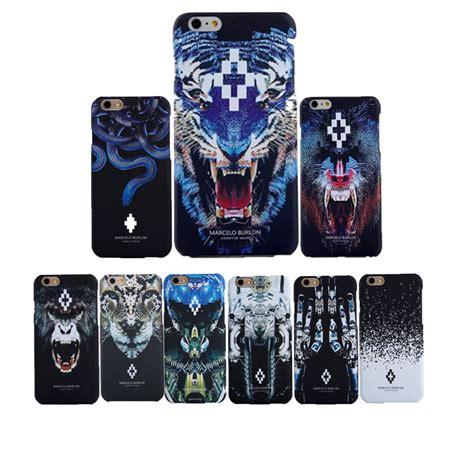 Marcelo Burlon 2 Wolf Iphone 6 7 5 Xiaomi Redmi Note F1s Oppo S6 Vivo wholesale marcelo phone orangutans fox bulls fundas
