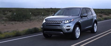 new land rover discovery sport new land rover discovery sport officially revealed
