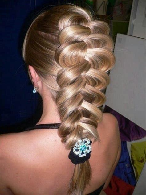 cool hairstyles with hair extensions really cool looking braid hair pinterest