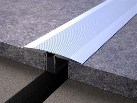 coprigiunti per pavimenti giunto per pavimento in alluminio novojunta pro 174 decor