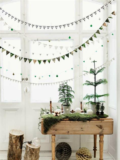 Fenster Deko Weihnachten Diy by Weihnachtsschmuck Im Skandinavischen Stil 46 Ideen Wie